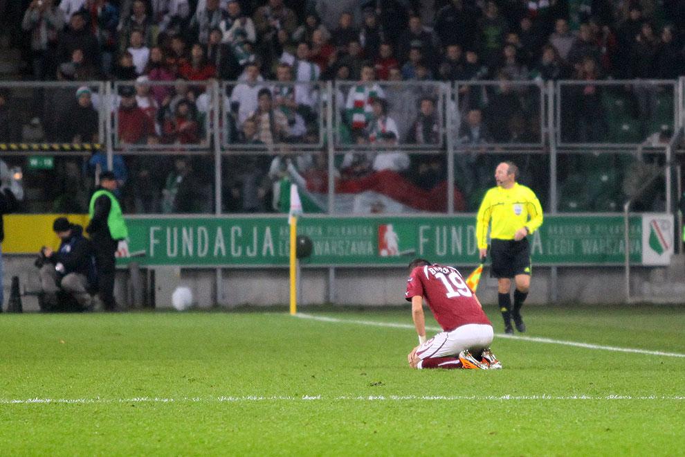 Legia Warszawa 3-1 Rapid Bukareszt - fot. Piotr Galas (zdjęcie 78 z 94)