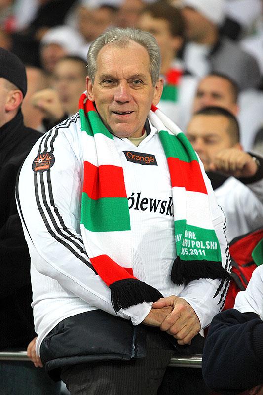 Legia Warszawa 3-1 Rapid Bukareszt - fot. Piotr Galas (zdjęcie 81 z 94)