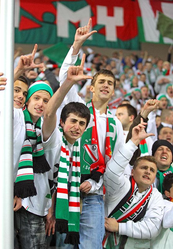 Legia Warszawa 3-1 Rapid Bukareszt - fot. Piotr Galas (zdjęcie 84 z 94)