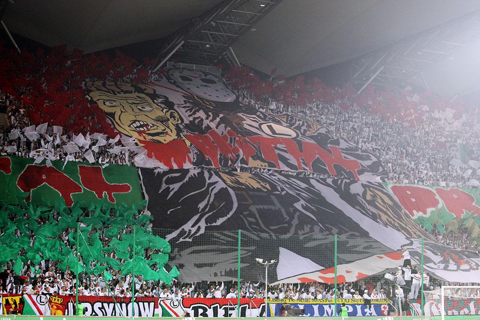 Legia Warszawa 3-1 Rapid Bukareszt - fot. Piotr Galas (zdjęcie 9 z 94)