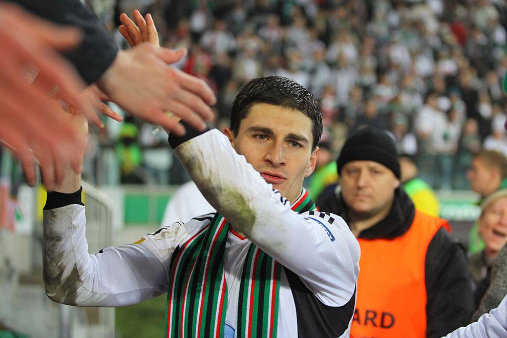 Legia Warszawa 3-1 Rapid Bukareszt - fot. Piotr Galas (zdjęcie 91 z 94)