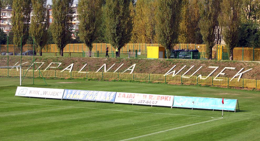 Rozwój II Katowice 1-4 Legia Warszawa - fot. Piotr Galas (zdjęcie 1 z 43)