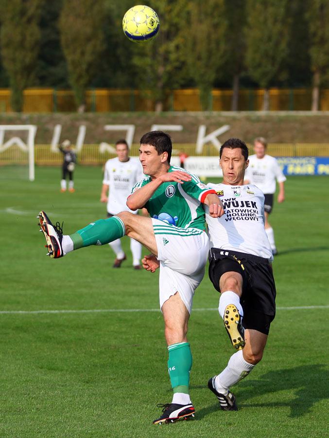 Rozwój II Katowice 1-4 Legia Warszawa - fot. Piotr Galas (zdjęcie 15 z 43)