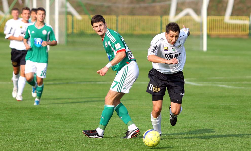 Rozwój II Katowice 1-4 Legia Warszawa - fot. Piotr Galas (zdjęcie 17 z 43)