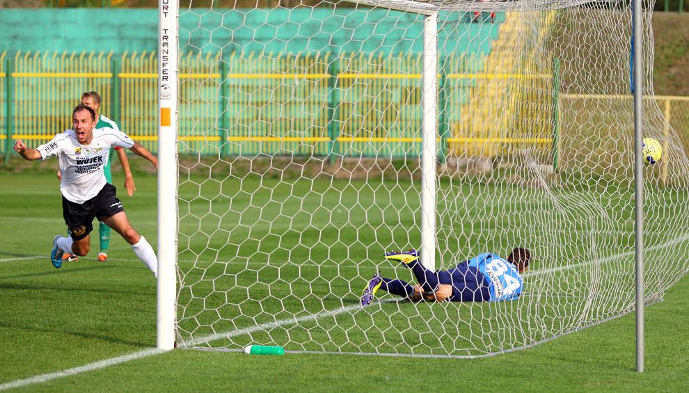 Rozwój II Katowice 1-4 Legia Warszawa - fot. Piotr Galas (zdjęcie 22 z 43)