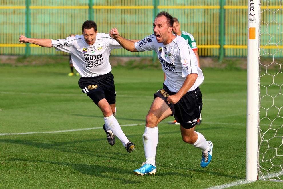 Rozwój II Katowice 1-4 Legia Warszawa - fot. Piotr Galas (zdjęcie 23 z 43)