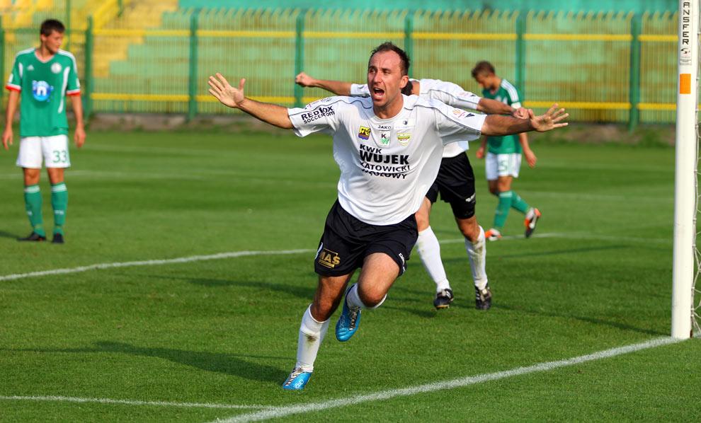 Rozwój II Katowice 1-4 Legia Warszawa - fot. Piotr Galas (zdjęcie 24 z 43)
