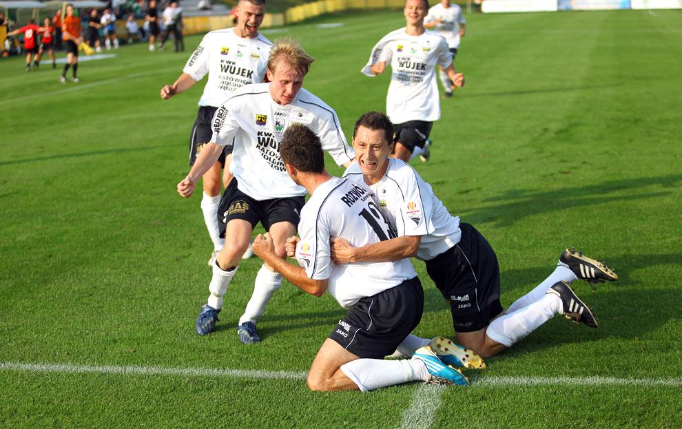Rozwój II Katowice 1-4 Legia Warszawa - fot. Piotr Galas (zdjęcie 25 z 43)