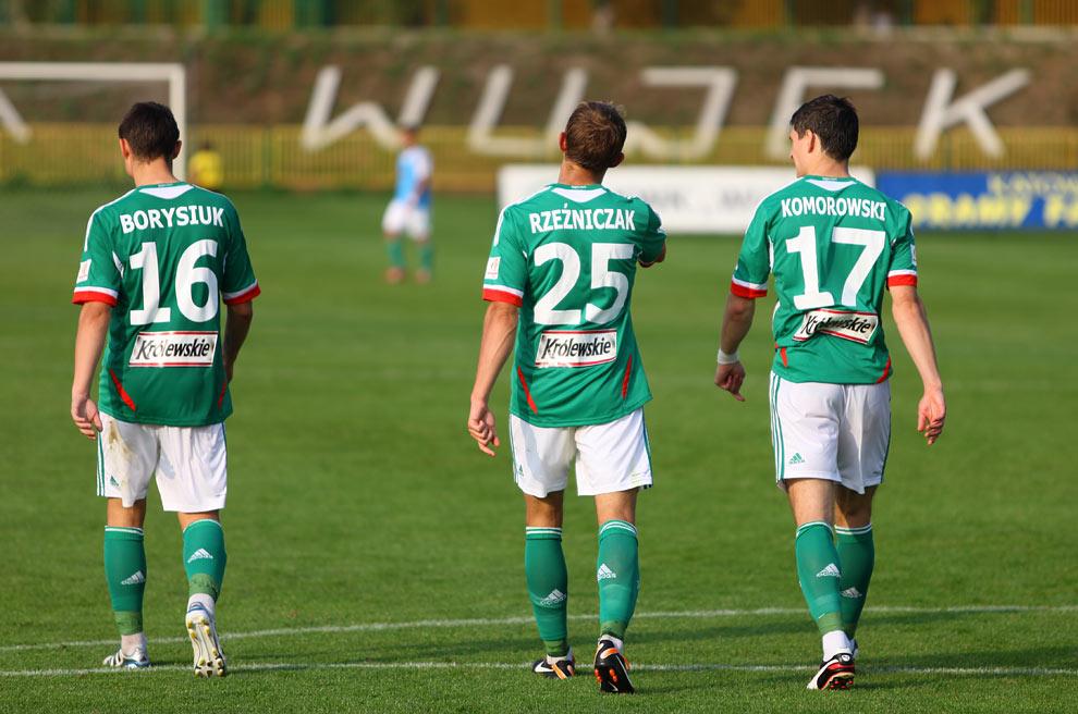 Rozwój II Katowice 1-4 Legia Warszawa - fot. Piotr Galas (zdjęcie 26 z 43)
