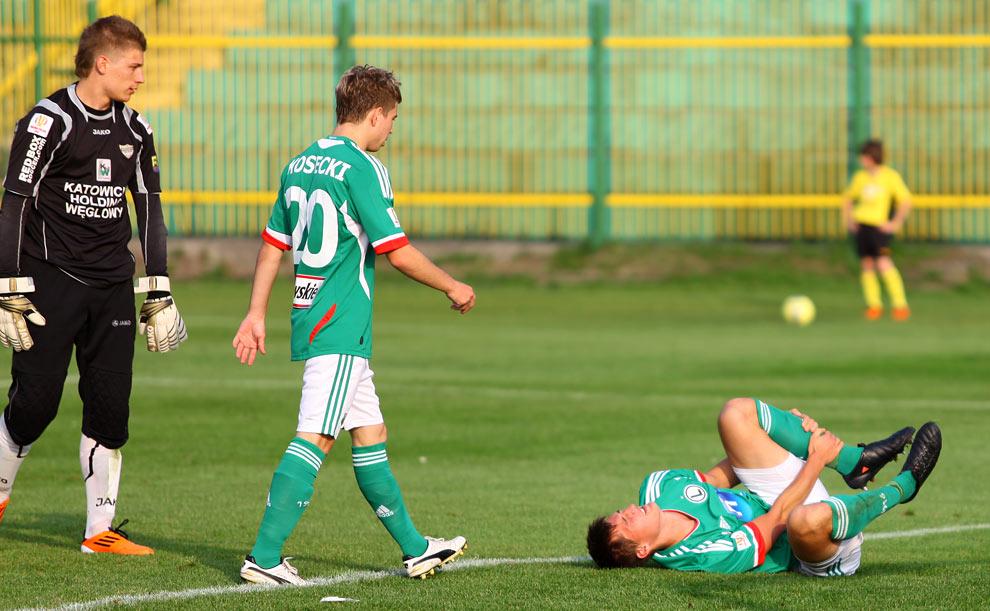 Rozwój II Katowice 1-4 Legia Warszawa - fot. Piotr Galas (zdjęcie 28 z 43)