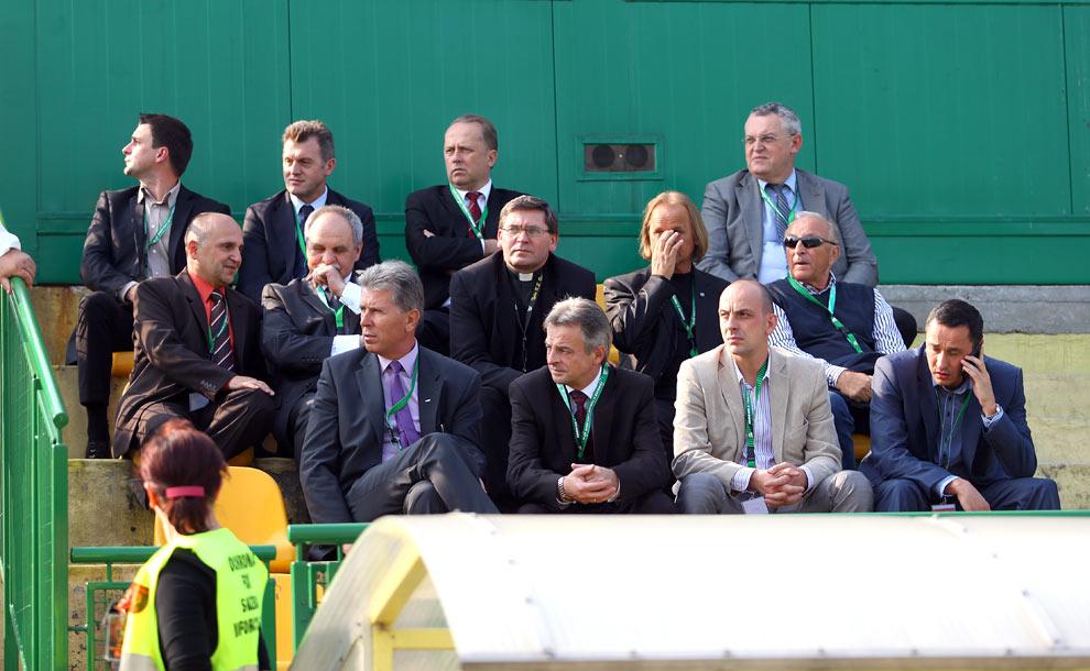 Rozwój II Katowice 1-4 Legia Warszawa - fot. Piotr Galas (zdjęcie 3 z 43)