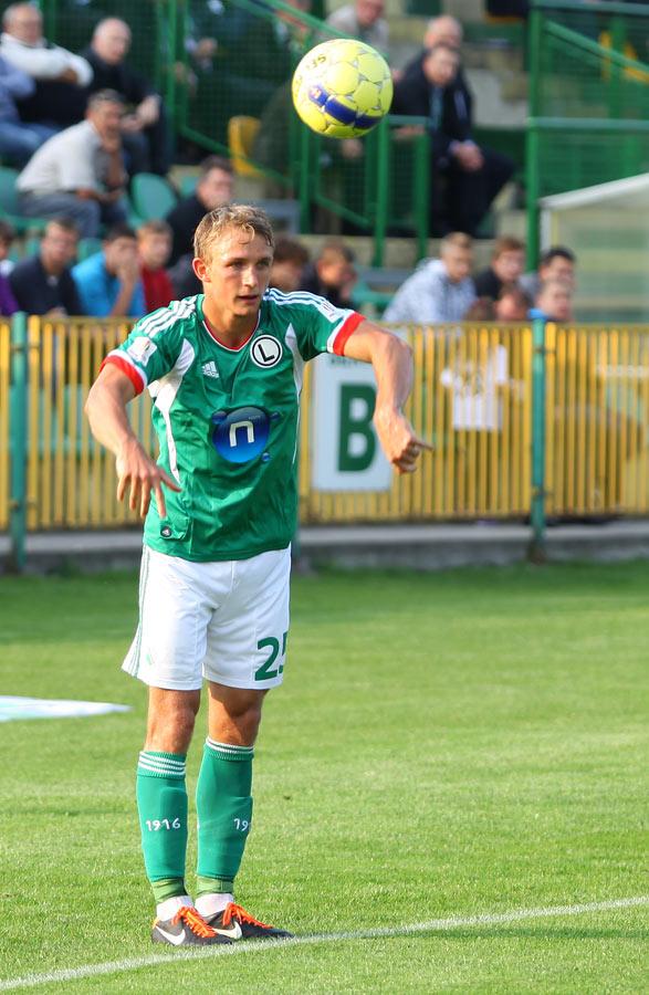 Rozwój II Katowice 1-4 Legia Warszawa - fot. Piotr Galas (zdjęcie 32 z 43)