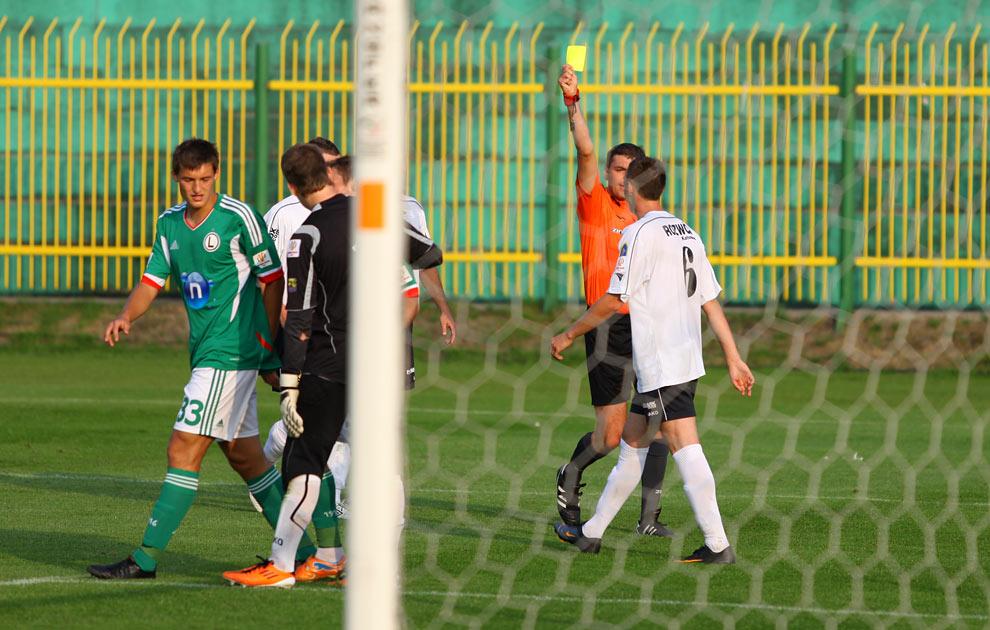 Rozwój II Katowice 1-4 Legia Warszawa - fot. Piotr Galas (zdjęcie 37 z 43)
