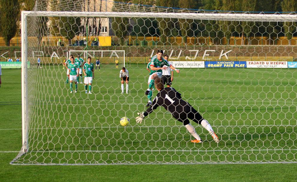 Rozwój II Katowice 1-4 Legia Warszawa - fot. Piotr Galas (zdjęcie 38 z 43)