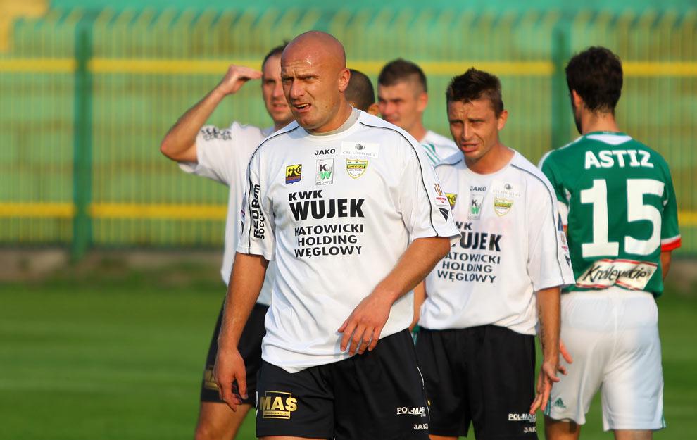 Rozwój II Katowice 1-4 Legia Warszawa - fot. Piotr Galas (zdjęcie 39 z 43)