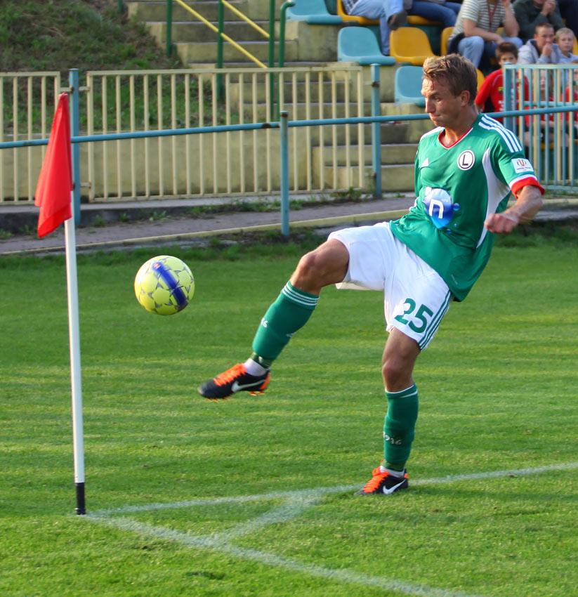 Rozwój II Katowice 1-4 Legia Warszawa - fot. Piotr Galas (zdjęcie 40 z 43)
