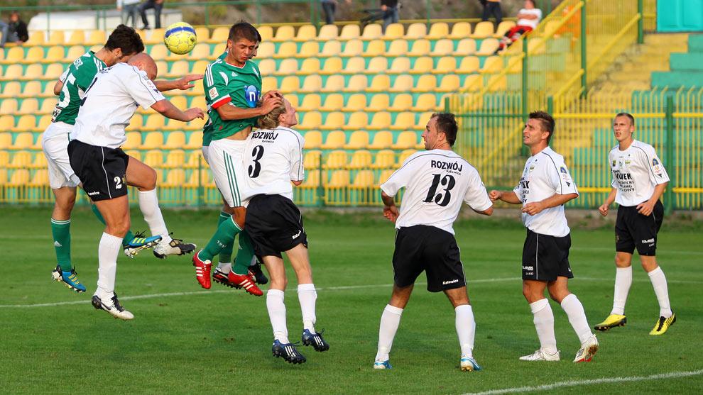 Rozwój II Katowice 1-4 Legia Warszawa - fot. Piotr Galas (zdjęcie 41 z 43)