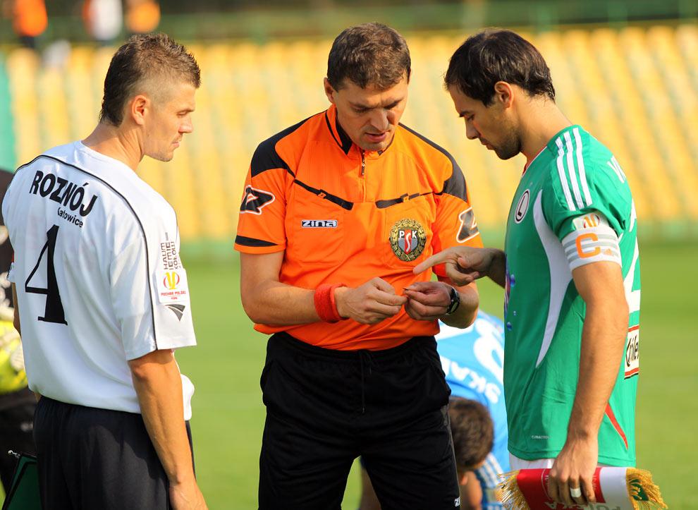 Rozwój II Katowice 1-4 Legia Warszawa - fot. Piotr Galas (zdjęcie 8 z 43)