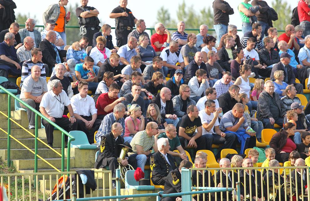 Rozwój II Katowice 1-4 Legia Warszawa - fot. Piotr Galas (zdjęcie 9 z 43)