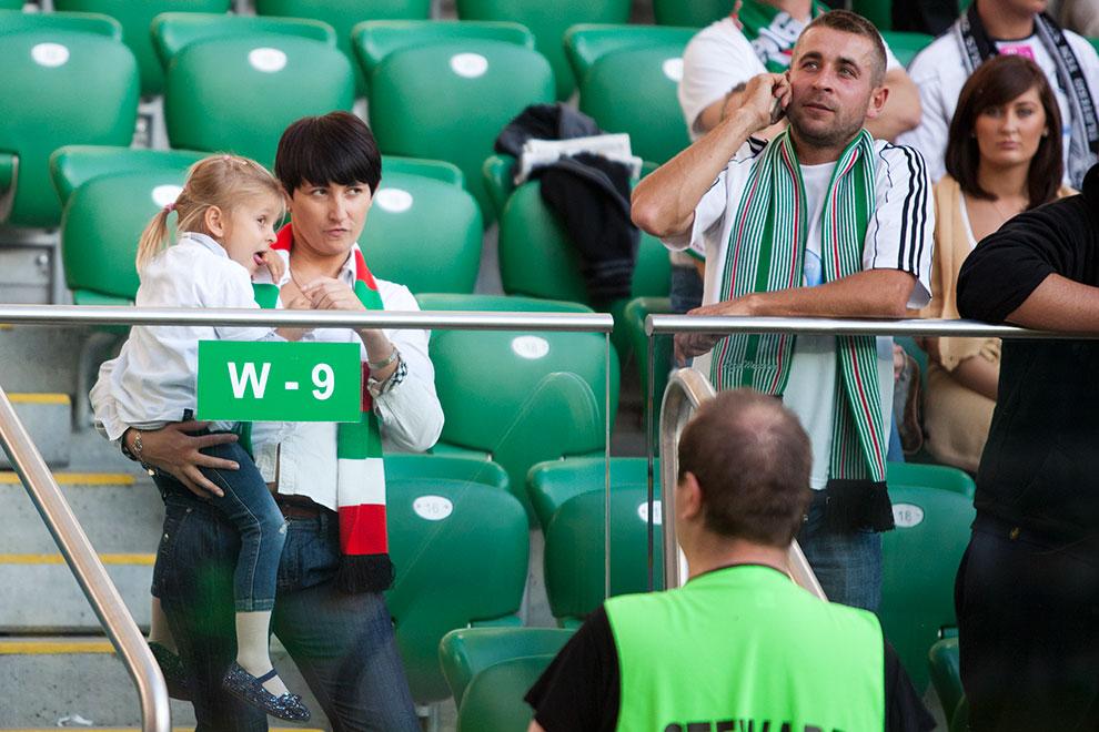 Legia Warszawa 2-0 Wisła Kraków - fot. Piotr Galas (zdjęcie 1 z 79)