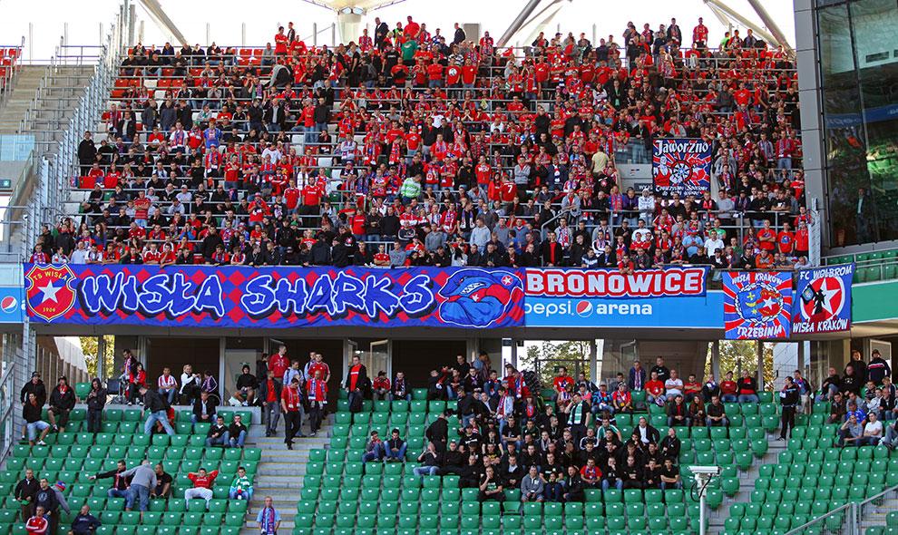 Legia Warszawa 2-0 Wisła Kraków - fot. Piotr Galas (zdjęcie 10 z 79)