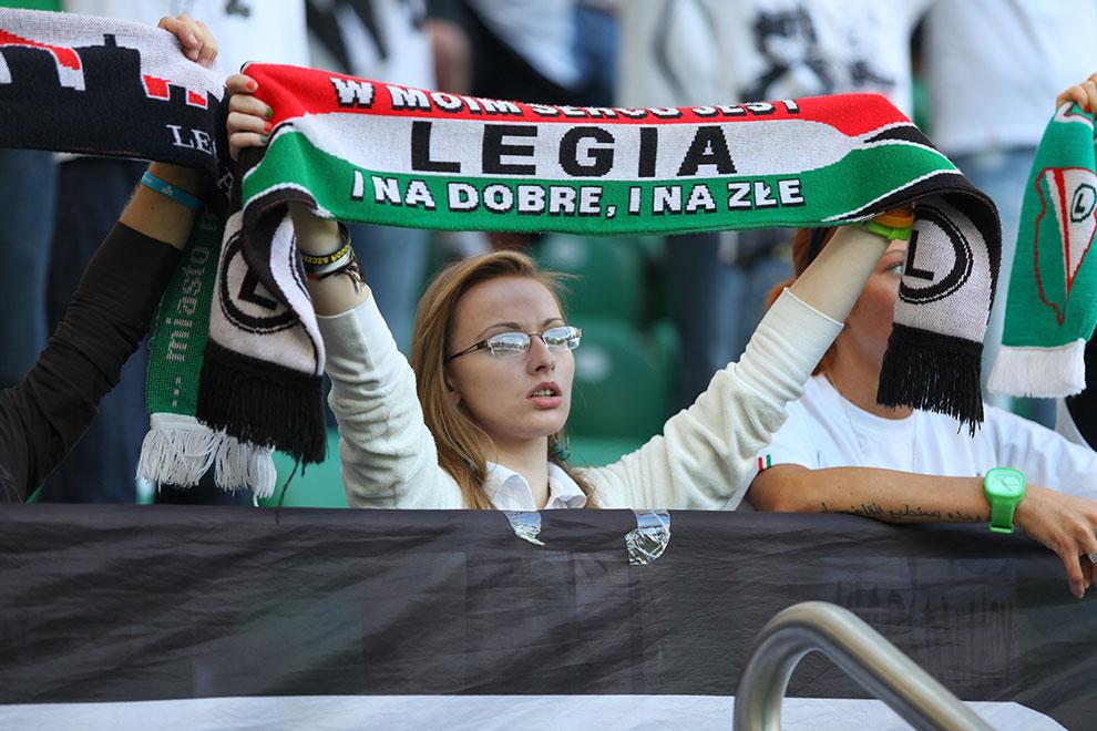 Legia Warszawa 2-0 Wisła Kraków - fot. Piotr Galas (zdjęcie 12 z 79)