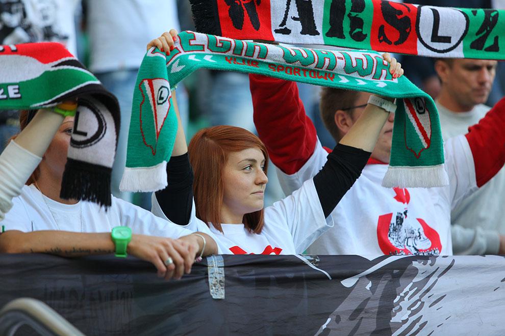 Legia Warszawa 2-0 Wisła Kraków - fot. Piotr Galas (zdjęcie 13 z 79)