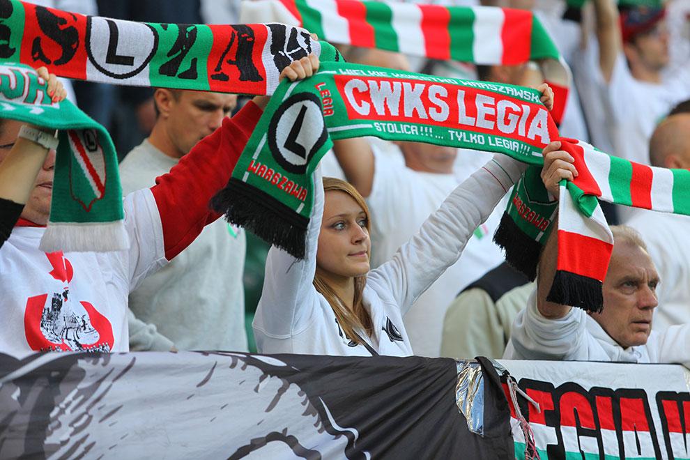 Legia Warszawa 2-0 Wisła Kraków - fot. Piotr Galas (zdjęcie 14 z 79)