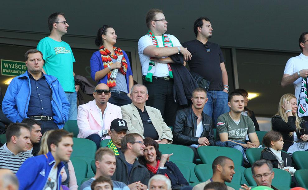 Legia Warszawa 2-0 Wisła Kraków - fot. Piotr Galas (zdjęcie 18 z 79)