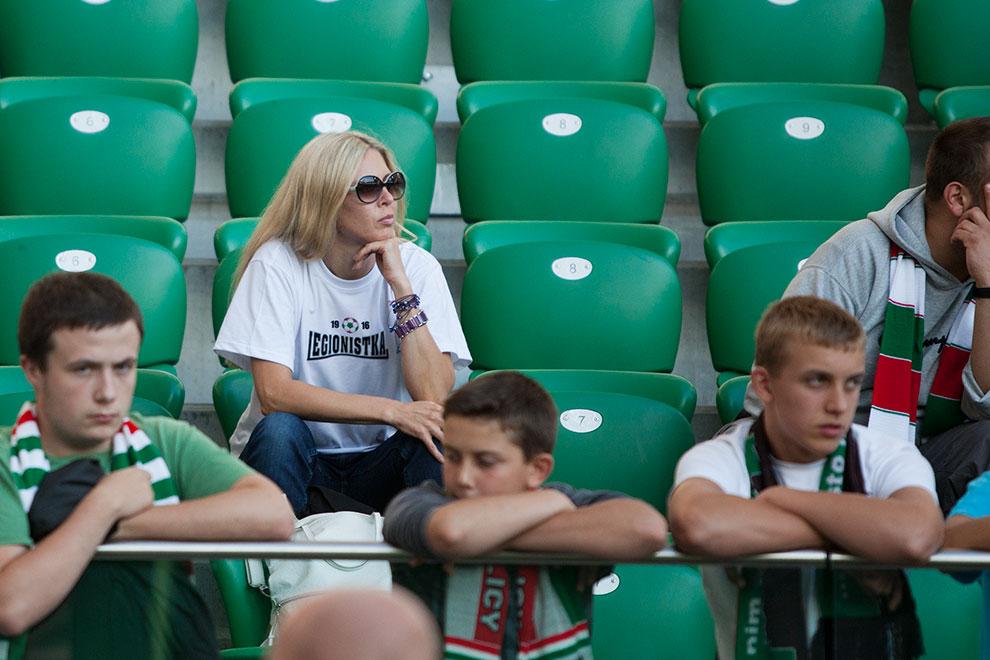 Legia Warszawa 2-0 Wisła Kraków - fot. Piotr Galas (zdjęcie 2 z 79)