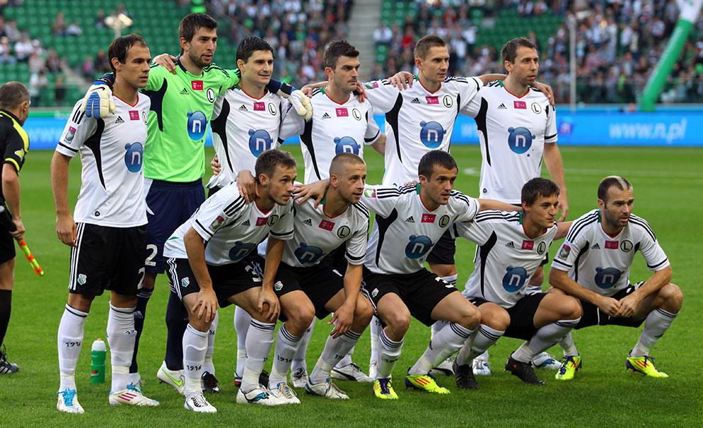 Legia Warszawa 2-0 Wisła Kraków - fot. Piotr Galas (zdjęcie 22 z 79)
