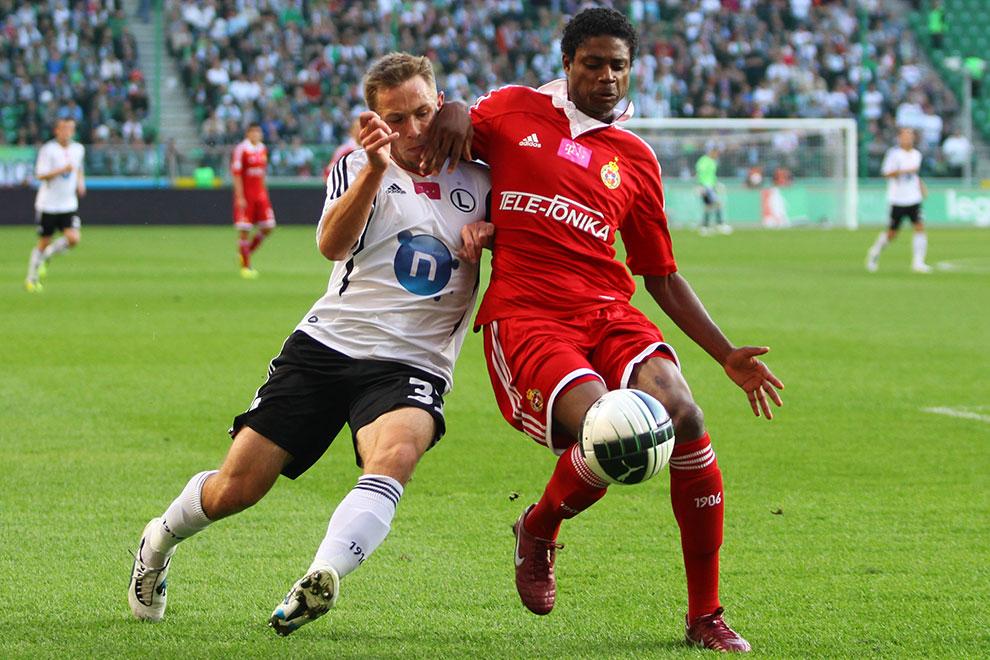 Legia Warszawa 2-0 Wisła Kraków - fot. Piotr Galas (zdjęcie 25 z 79)