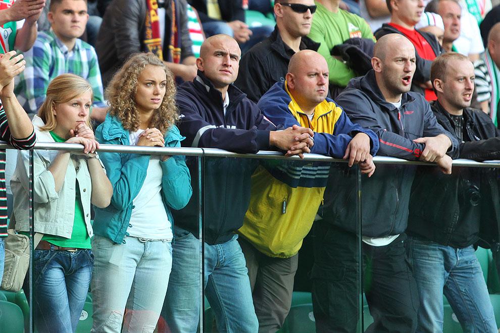 Legia Warszawa 2-0 Wisła Kraków - fot. Piotr Galas (zdjęcie 26 z 79)