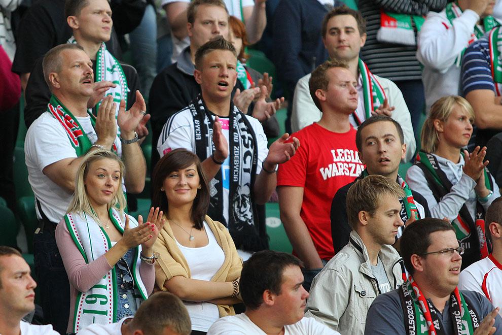 Legia Warszawa 2-0 Wisła Kraków - fot. Piotr Galas (zdjęcie 27 z 79)