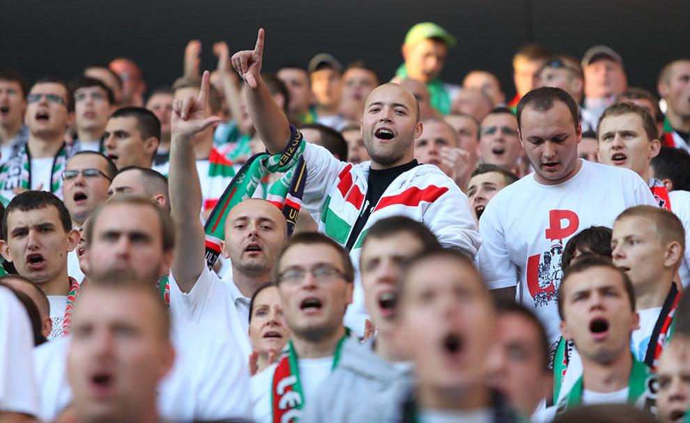 Legia Warszawa 2-0 Wisła Kraków - fot. Piotr Galas (zdjęcie 29 z 79)