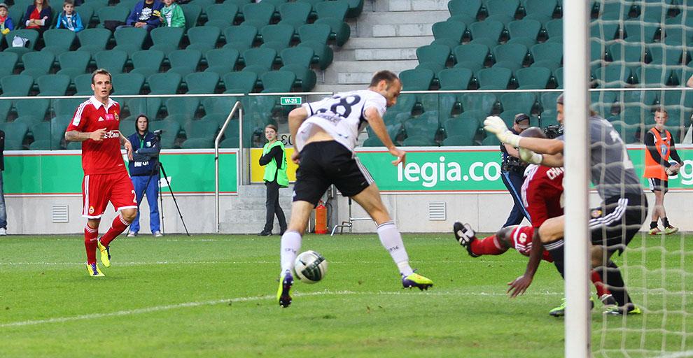 Legia Warszawa 2-0 Wisła Kraków - fot. Piotr Galas (zdjęcie 30 z 79)
