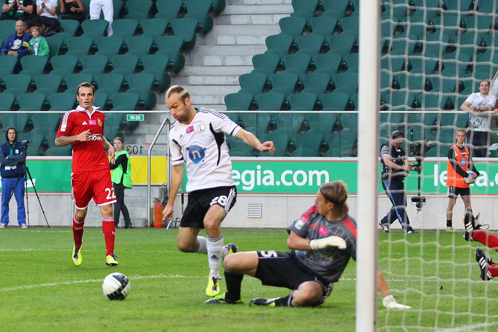 Legia Warszawa 2-0 Wisła Kraków - fot. Piotr Galas (zdjęcie 31 z 79)