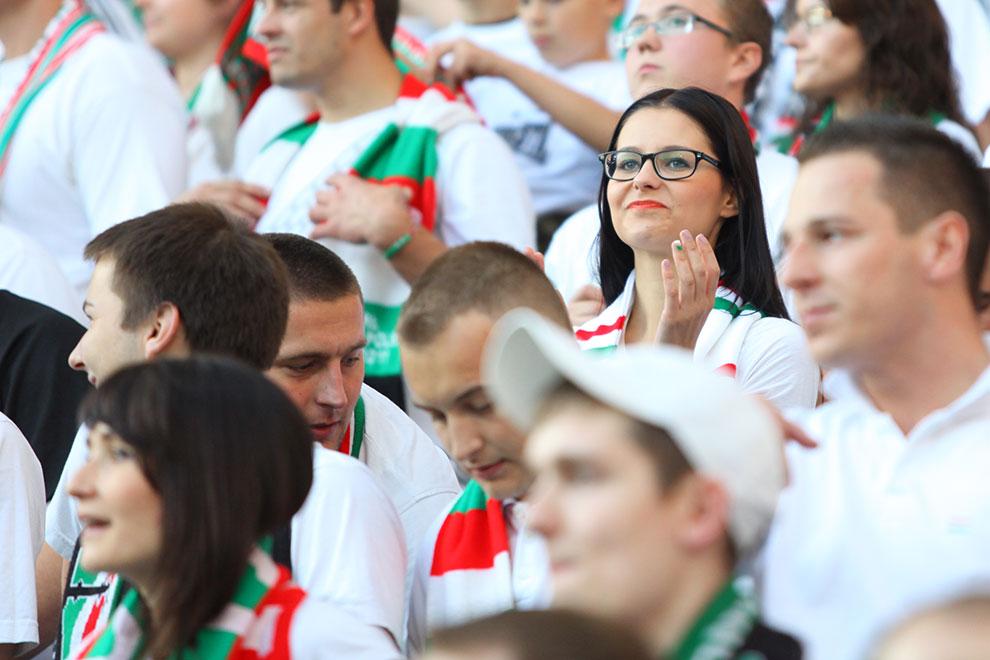Legia Warszawa 2-0 Wisła Kraków - fot. Piotr Galas (zdjęcie 35 z 79)