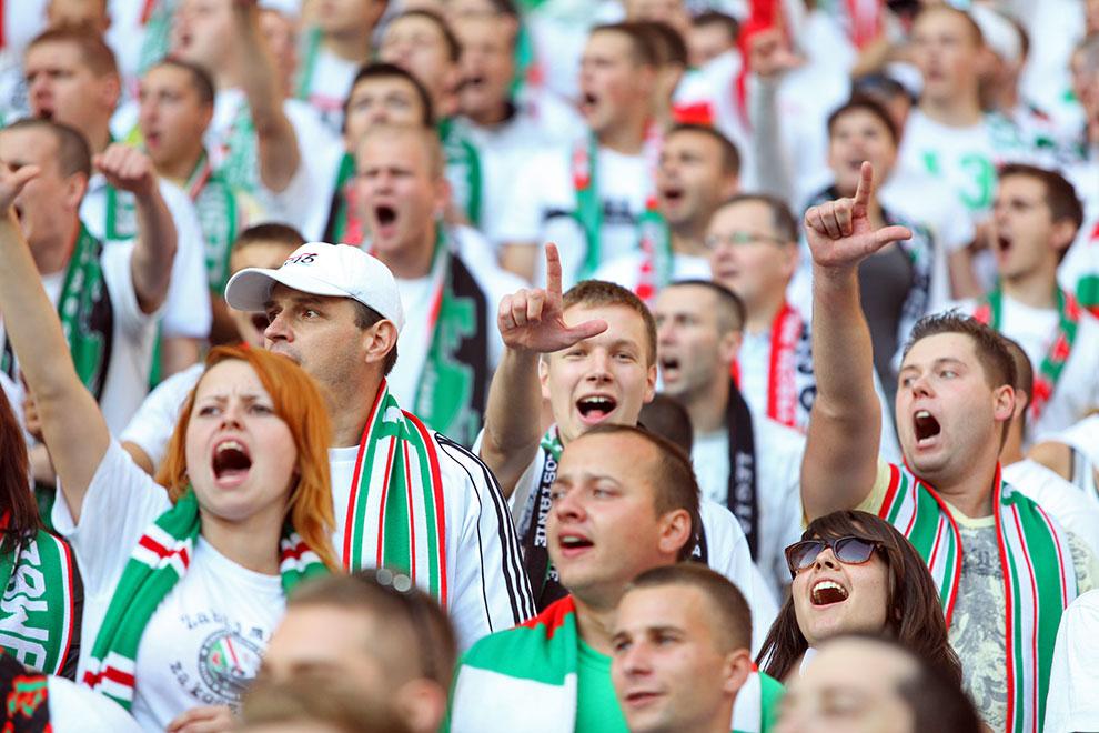 Legia Warszawa 2-0 Wisła Kraków - fot. Piotr Galas (zdjęcie 36 z 79)