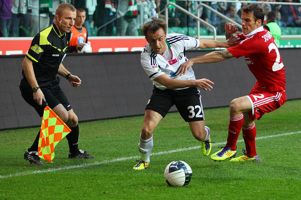 Legia Warszawa 2-0 Wisła Kraków - fot. Piotr Galas (zdjęcie 37 z 79)