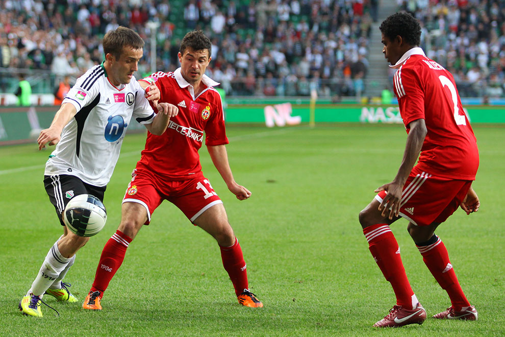Legia Warszawa 2-0 Wisła Kraków - fot. Piotr Galas (zdjęcie 38 z 79)