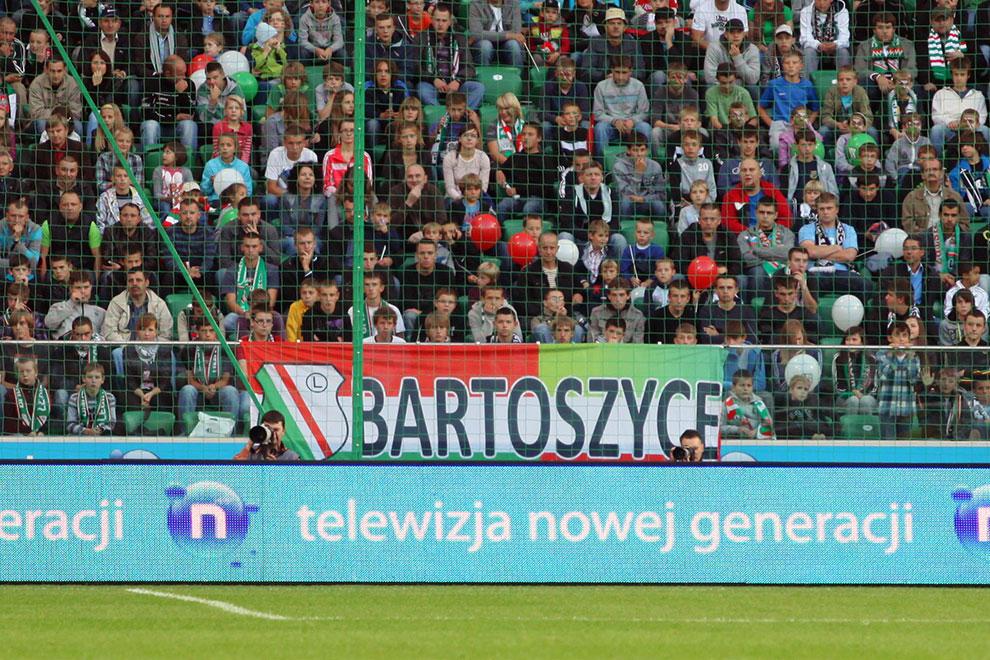 Legia Warszawa 2-0 Wisła Kraków - fot. Piotr Galas (zdjęcie 39 z 79)