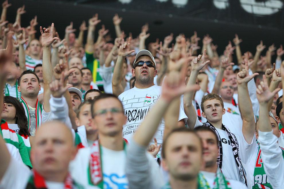 Legia Warszawa 2-0 Wisła Kraków - fot. Piotr Galas (zdjęcie 40 z 79)