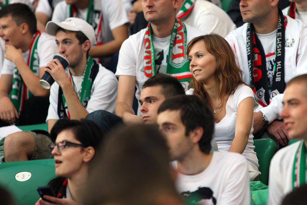 Legia Warszawa 2-0 Wisła Kraków - fot. Piotr Galas (zdjęcie 41 z 79)