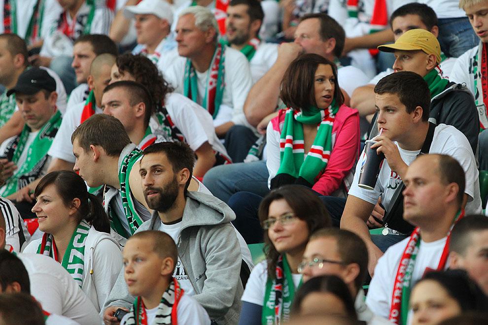 Legia Warszawa 2-0 Wisła Kraków - fot. Piotr Galas (zdjęcie 42 z 79)
