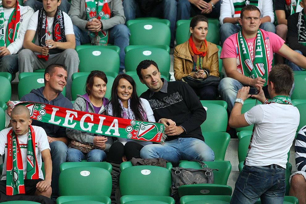 Legia Warszawa 2-0 Wisła Kraków - fot. Piotr Galas (zdjęcie 43 z 79)