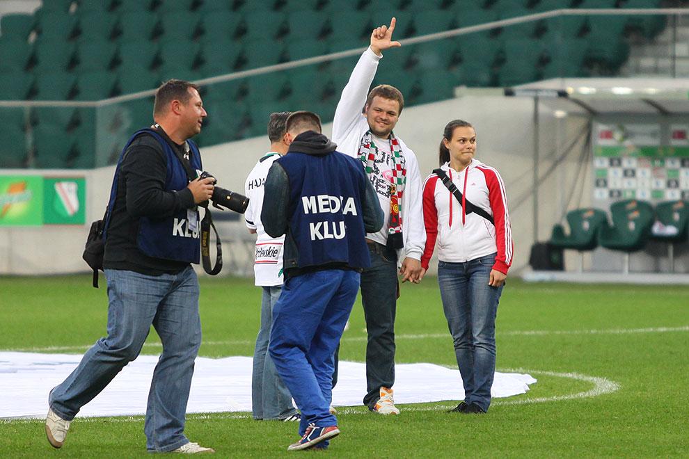 Legia Warszawa 2-0 Wisła Kraków - fot. Piotr Galas (zdjęcie 44 z 79)