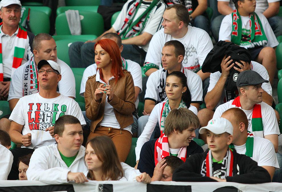 Legia Warszawa 2-0 Wisła Kraków - fot. Piotr Galas (zdjęcie 45 z 79)