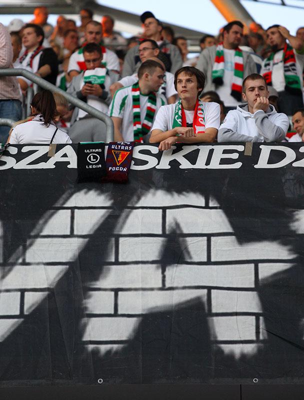 Legia Warszawa 2-0 Wisła Kraków - fot. Piotr Galas (zdjęcie 46 z 79)