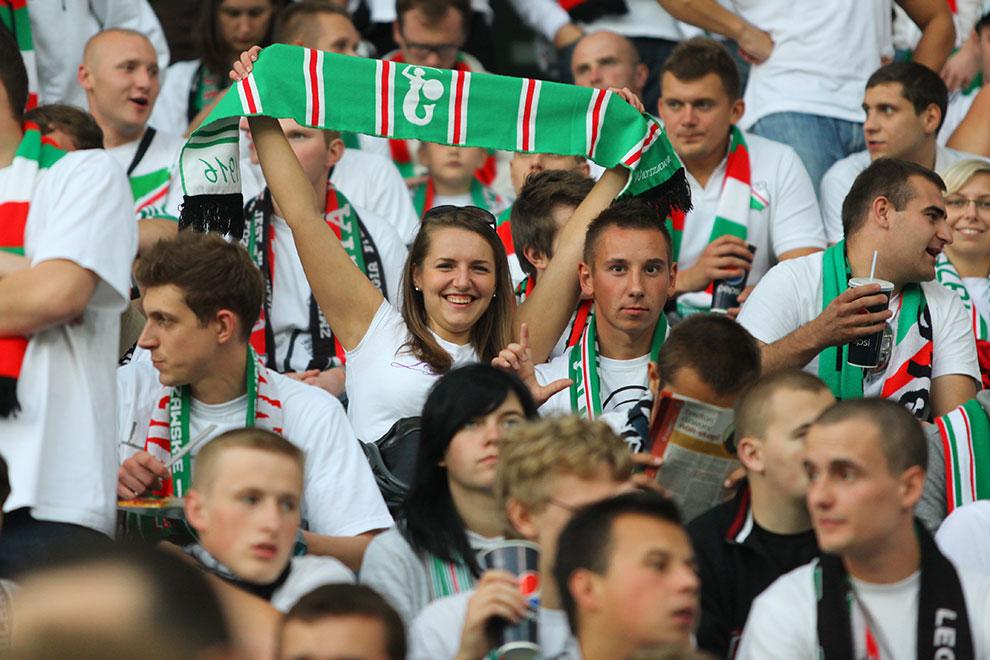 Legia Warszawa 2-0 Wisła Kraków - fot. Piotr Galas (zdjęcie 47 z 79)